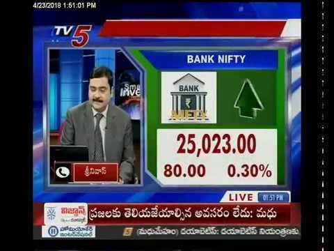23rd April 2018 TV5 News Smart Investor