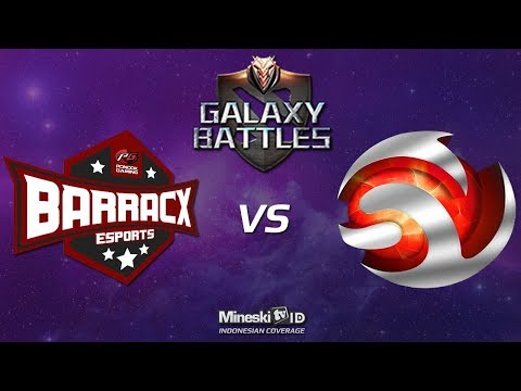 🔴LIVE: PG.Barracx vs Skyville - Galaxy Battles Wild Card