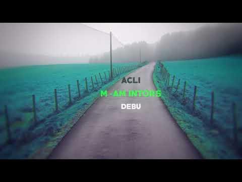 ACLI - M-am Intors ft. Debu (Visual)
