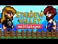 Stardew Valley MULTIPLAYER!