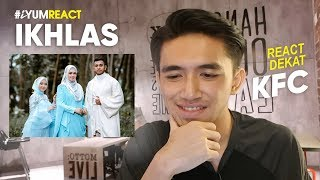 [2.17 MB] #REACT TO IKHLAS - Dato' Siti Nurhaliza , Nissa Sabyan & Taufik Batisah