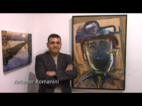 Agora Gallery, Chelsea, NYC, Art Gallery Video. Opening Reception July 12th, 2012.