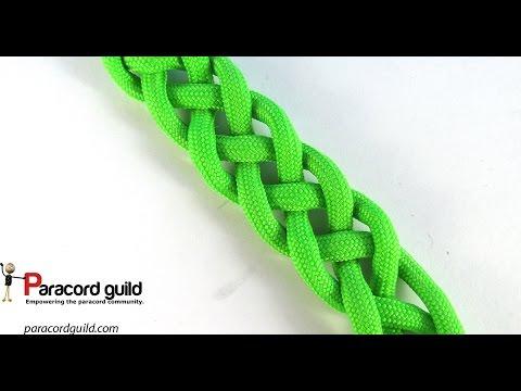 4 strand flat braid