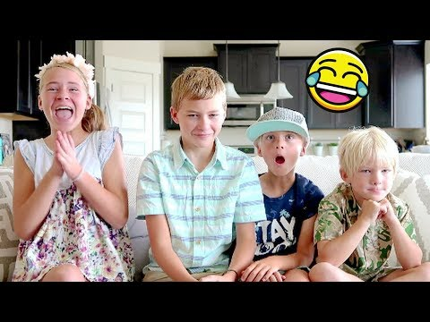 😂Homeschooled Kids React To Parents Sending Them To Public School 😭