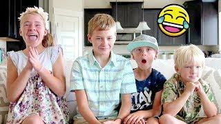 😂Homeschooled Kids React To Parents Sending Them To Public School 😭