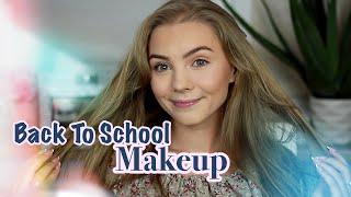 Makijaż do szkoły! | BACK TO SCHOOL