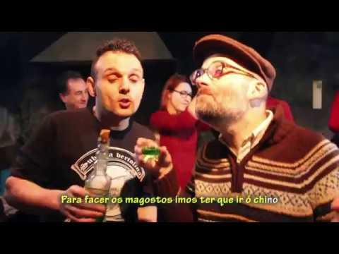 La versión gallega del 'Despacito' de Luis Fonsi y Daddy Yankee arrasa en Youtube