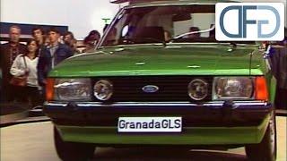 IAA 1977 - Ford Granada | Opel Rekord | BMW 633 CSi | Renault R4 (2/3)