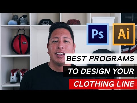 Best Programs To Design Clothing Youtube