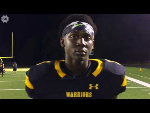 D'Iberville's Jaden Walley excited about stepping up vs. Harrison Central