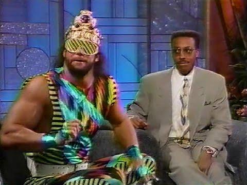Macho King Randy Savage on The Arsenio Hall Show [20th February 1990]