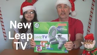 LeapTV Review- the Game System for Kids | EpicReviewGuys in 4k CC