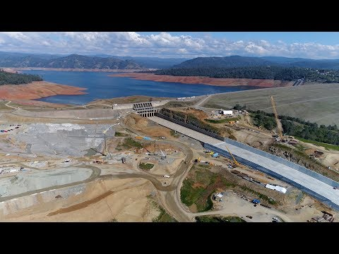 Lake Oroville Winter Operations Update March 13, 2018
