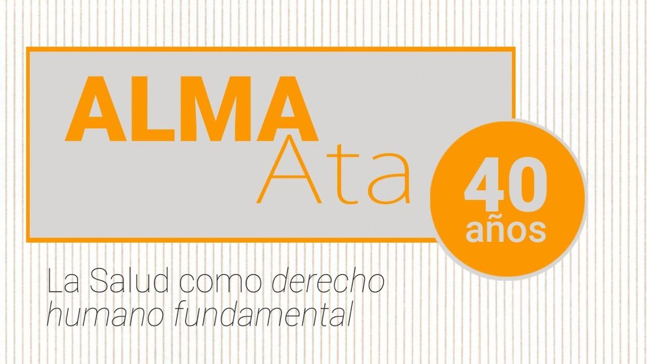 Declaracion De Alma Ata Pdf