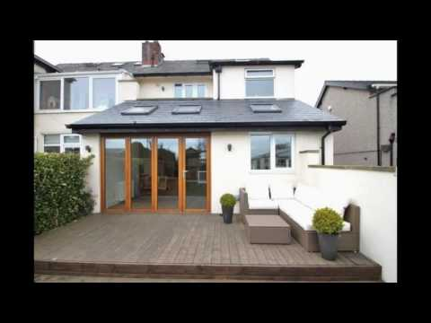 Design ideas for kitchen extensions