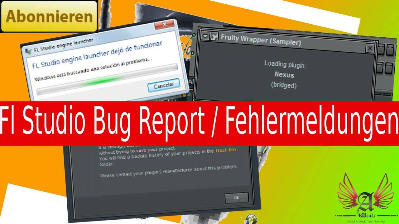 Fl Studio 64 Bit Update - Launcher Stürzt Ab VST Plugin Öffnet Nicht Kein  Ton Loading Bridged Error
