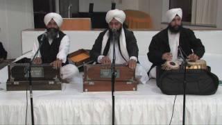 Tumri Saran Tumhari Aasa - Bhai Lakhwinder Singh Ji Meanei - Fremont Gurdwara Sahib