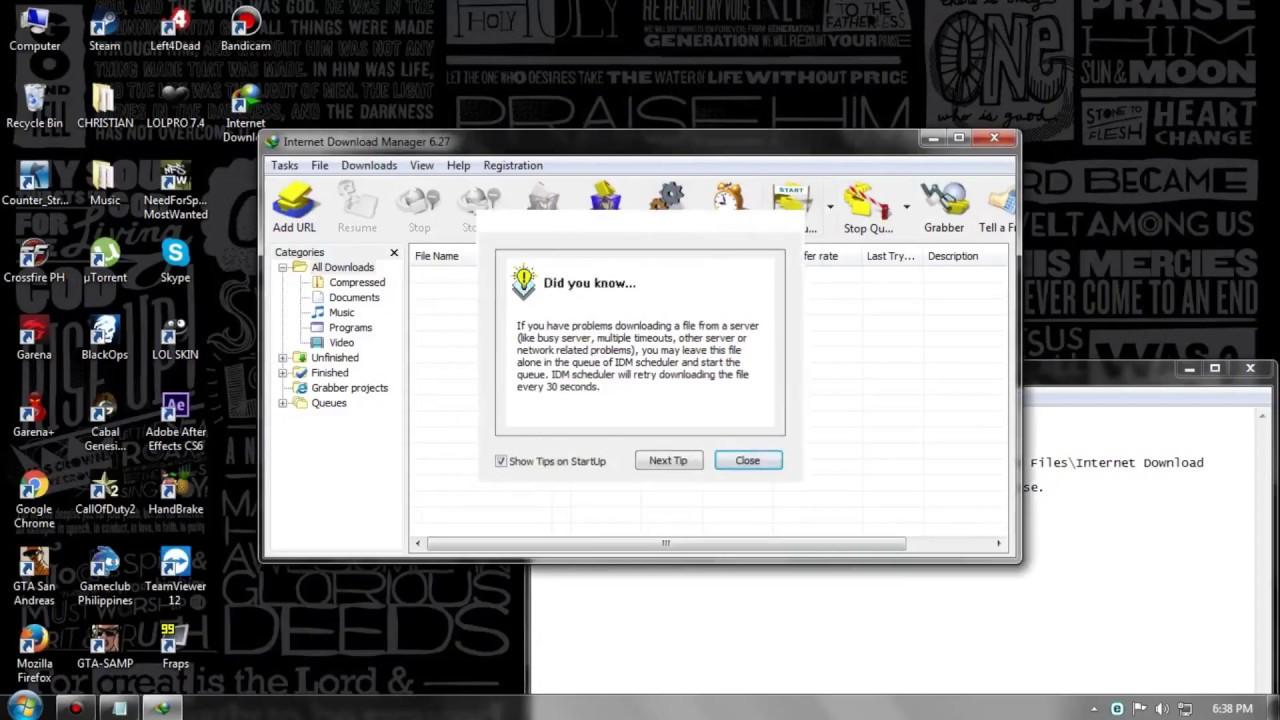 free download idm 6.25 serial number