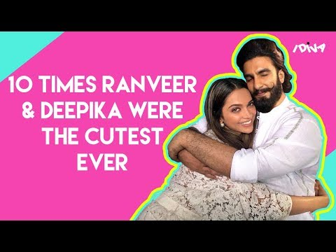 iDIVA - 10 Times Deepika Padukone & Ranveer Singh Were The Cutest | Best Deepveer Moments Mp3