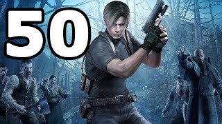 Resident Evil 4 Walkthrough Part 50 - No Commentary Playthrough (PC)