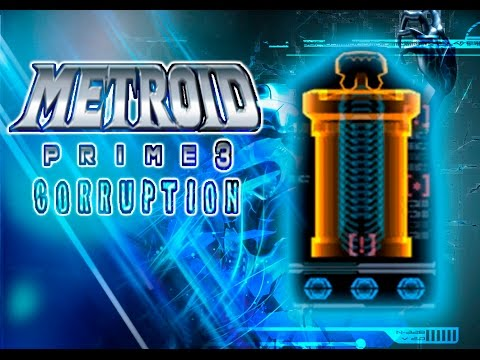 All the energy cell locations ! // Metroid Prime 3: Corrupti