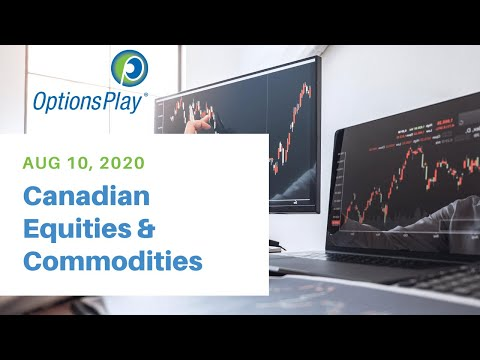 Dollar & Commodities with Patrick Ceresna - August 10th, 2020