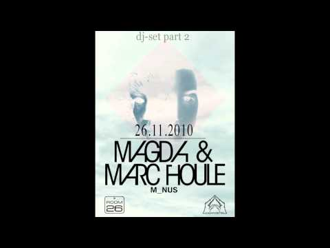 Magda & Marc Houle - DjSet in CASANOSTRA (part 2).avi