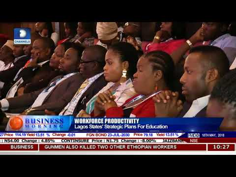 Lagos States' Strategic Plans For Education |Business Morning|