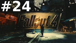 Fallout 4 Прохождение 24 - Вступление в Подземку и Строительство Телепортера