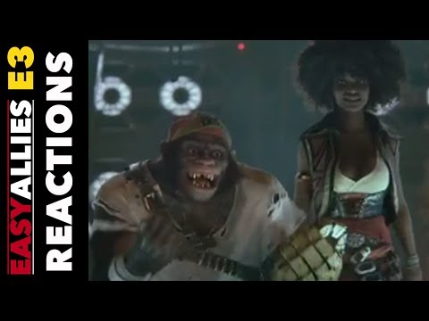 Beyond Good & Evil 2 - Easy Allies Reactions - E3 2017