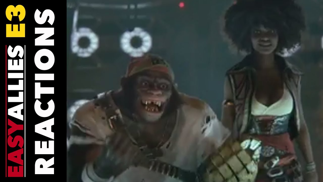 E3 2017: 'Beyond Good and Evil 2' was the show's biggest reveal