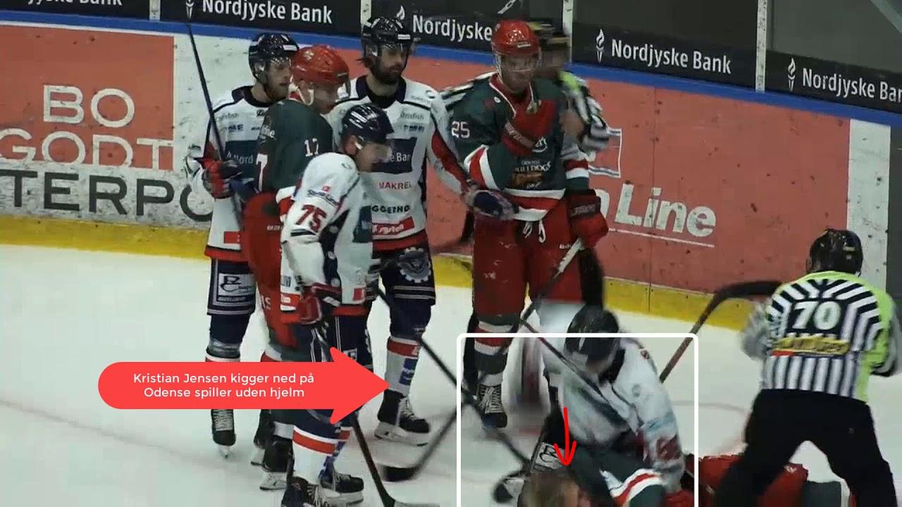 DOPS   Kristian Jensen   Frederikshavn White Hawks