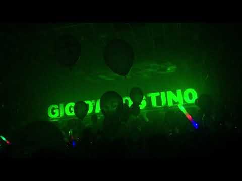 GIGI D'AGOSTINO LIVE A LINGOTTO FIERE IL 24/4/2018