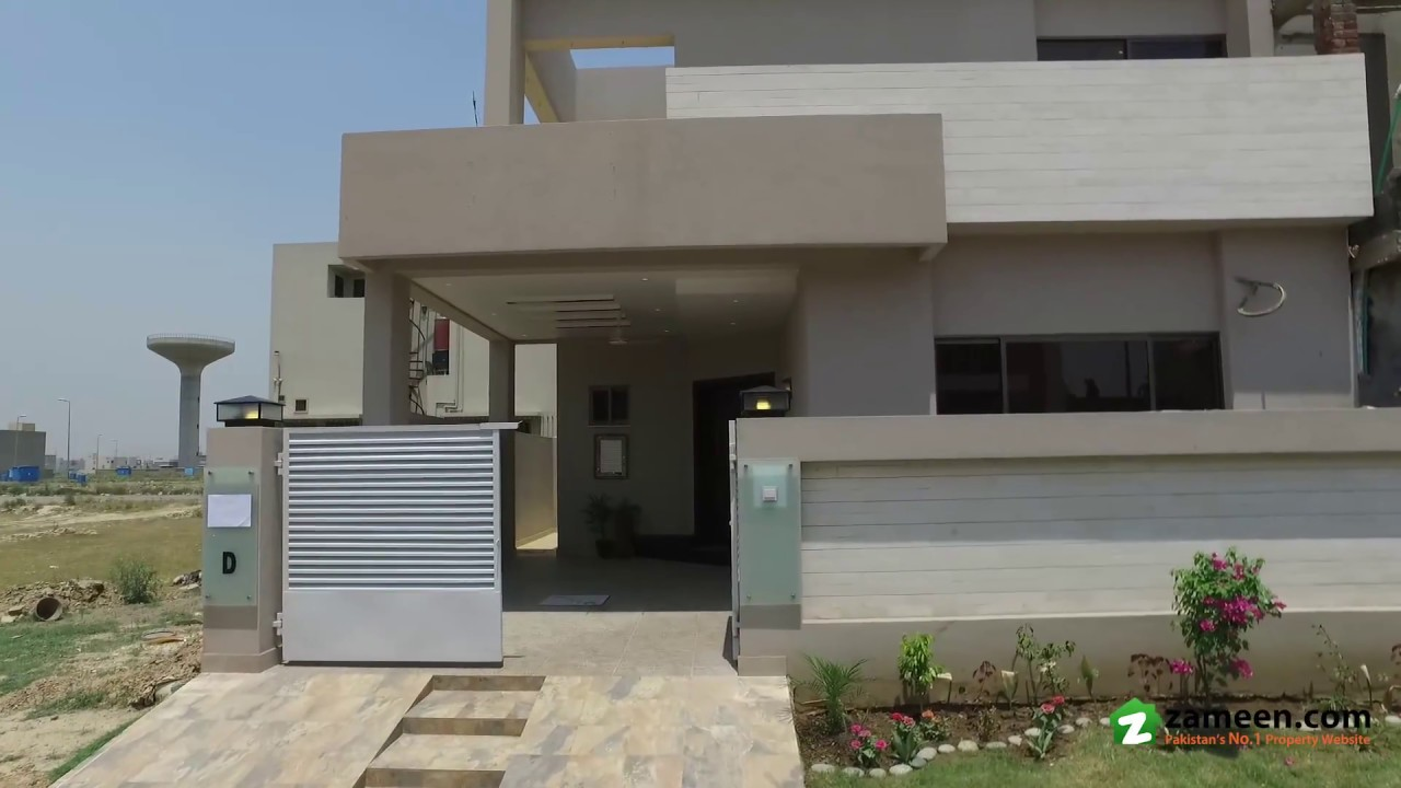 7 MARLA HOUSE IS AVAILABLE FOR SALE IN DHA PHASE 6 - BLOCK D LAHORE