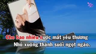 Rạng Đông Trên Quê Hương Việt Nam Karaoke   Đông Đào Official