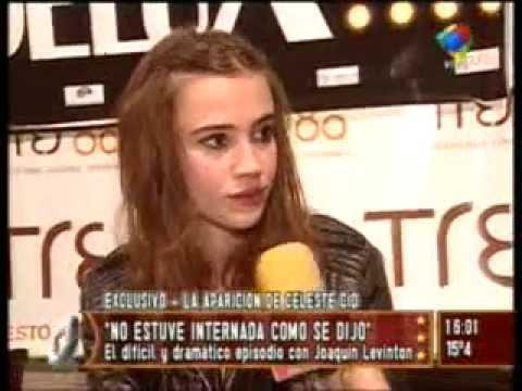 Celeste cid no estuve internada primicias ya el diario for Espectaculo primicias ya