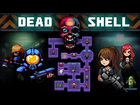 DEAD SHELL Roguelike RPG IOS / Android Gameplay HD