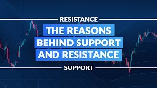 The Reasons Behind Support and Resistance