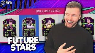 FIFA 19: FUTURE STARS FUT DRAFT 🌟🌟