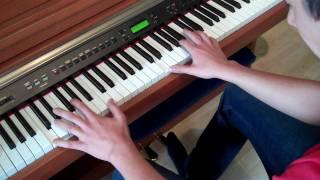 Tutorial 21 Guns Piano