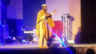 CPUT 2016 Annual Concert - Bishop Maponga Full Motivational Talk