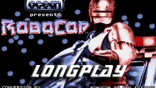 Longplay #002 Robocop (Commodore Amiga)