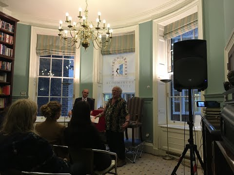 Bloomsbury Institute: Philip Lymbery & Bill Oddie on the myths of factory farming