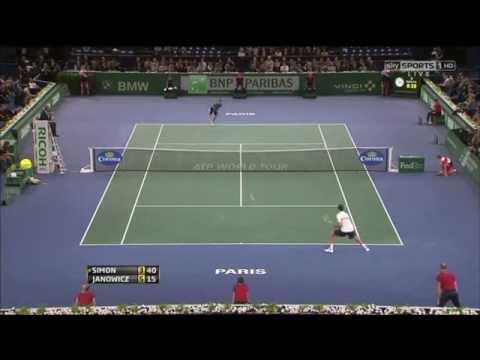 Jerzy Janowicz - Just Incredible (HD)
