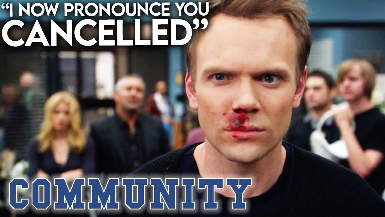 Jeff & Britta's Wedding Is Cancelled | Community