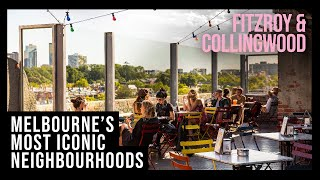 Melbourne's most iconic neighbourhoods | Fitzroy &...