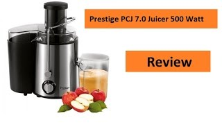 Prestige Pcj 7.0 500 W Centrifugal Juicer Review