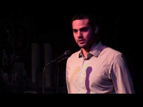 Will Staton:: 2014 Teach For America-NY Alumni Story Slam