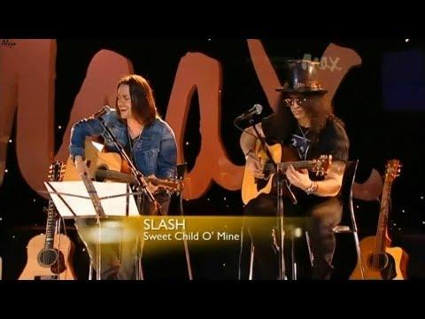 Subtitulada En Español - Sweet Child O' Mine - Acoustic - Slash & Myles Kennedy