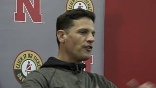 NU Defensive Co. Bob Diaco Tuesday Press Conference 3/7/17